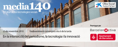 media140 Futures Barcelona