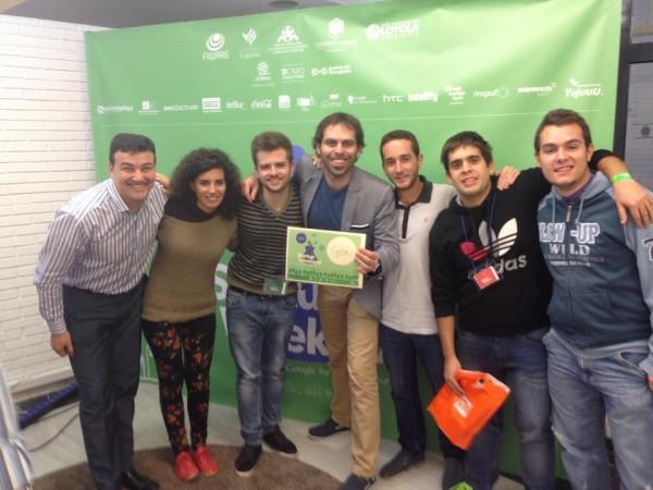 Equipo_Cycla_StartupWeekend